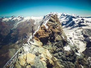 Alpintour auf das Matterhorn