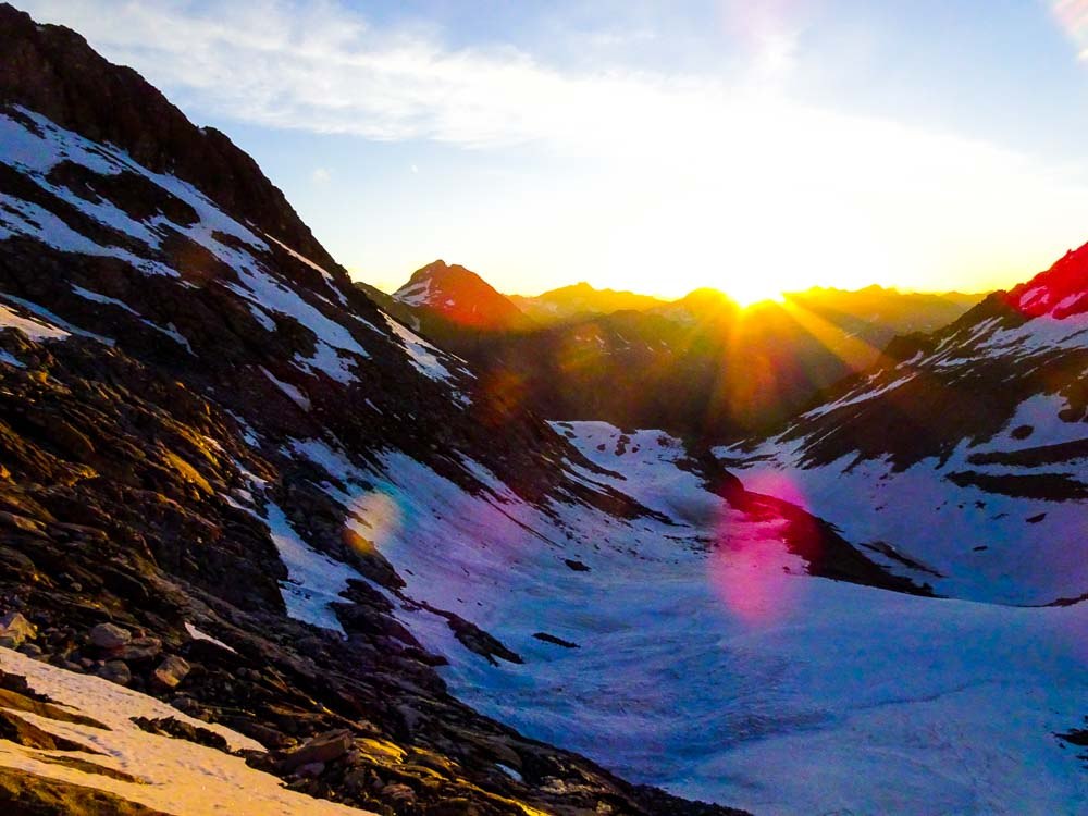 Der Sonnenaufgang <3