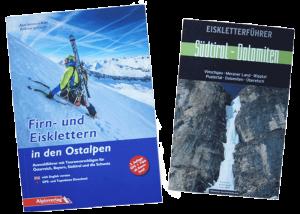 Kletterführer-Eisklettern