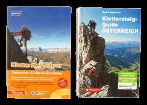 Klettersteig-Literatur
