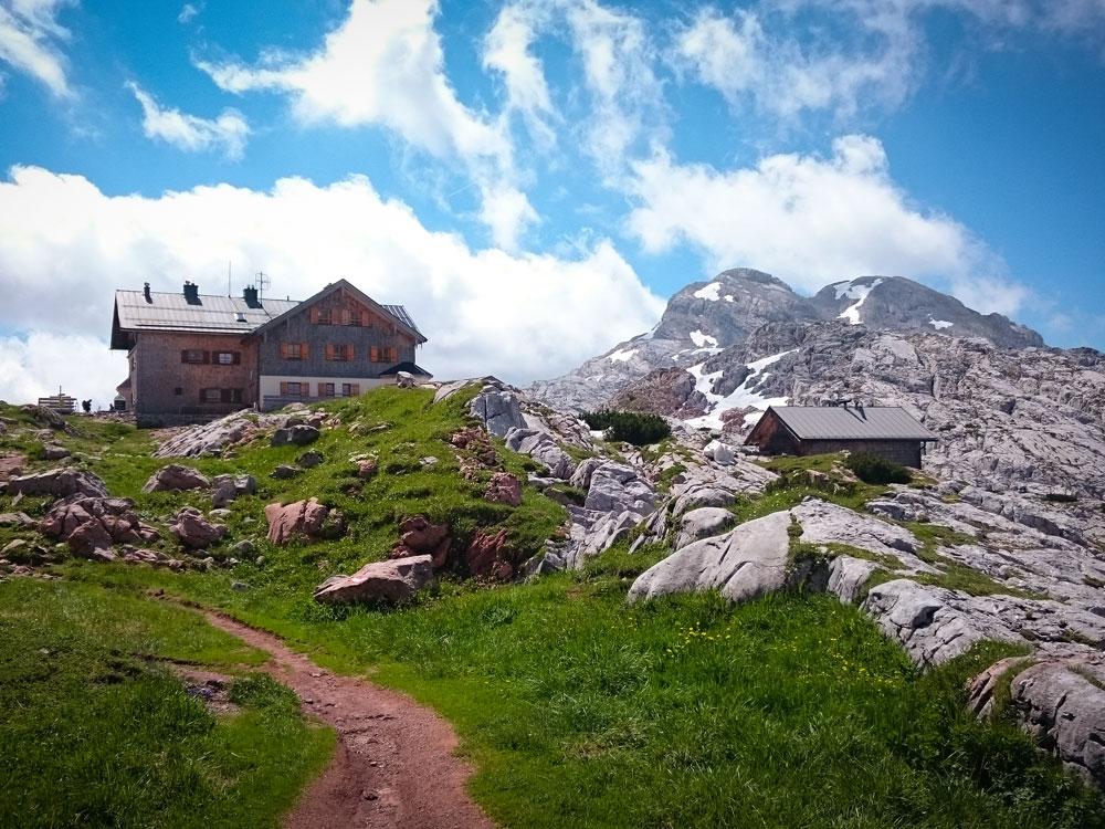 Bergtour auf den großen und kleinen Hundstod (Salzburg)