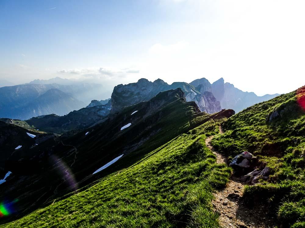 Bergtour auf die Rofanspitze (Tirol)