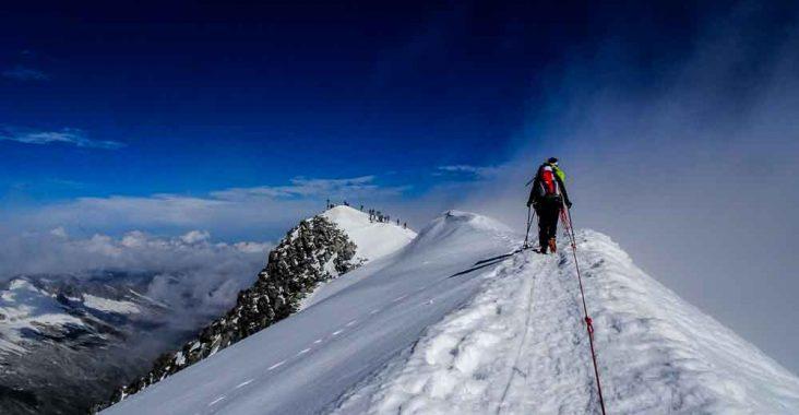Kletterausrüstung Salzburg : Hochtour auf den großvenediger salzburg you love mountains
