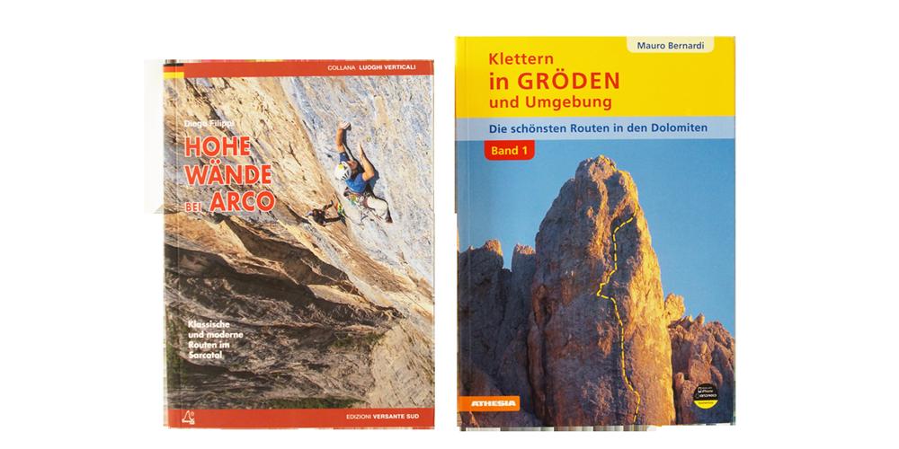 Sportkletter- & Alpinkletterführer