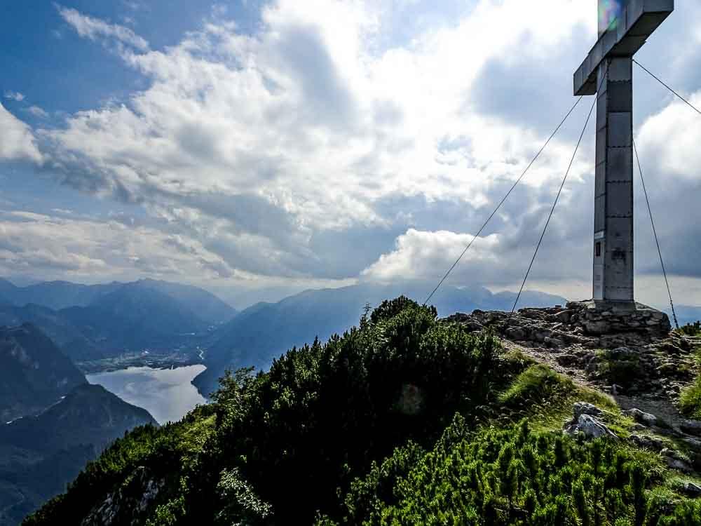 Klettern Traunstein Luftikus