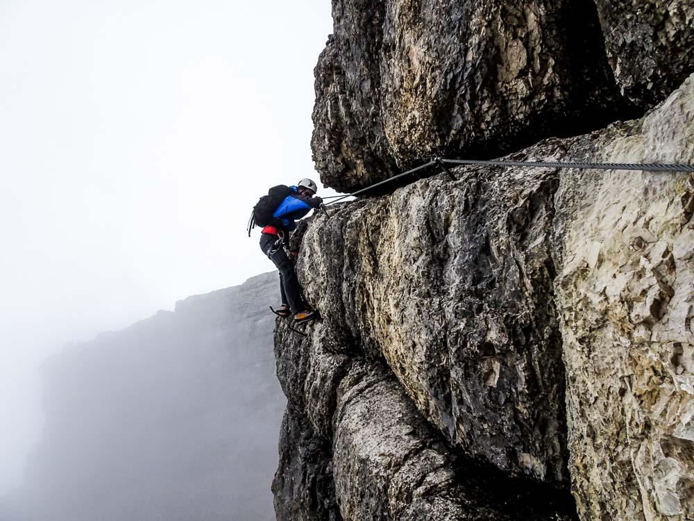 Klettersteig Bandschlinge : Training für klettersteig alpinisten you love mountains