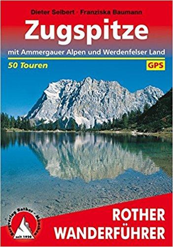 Rother Wanderführer Zugspitze
