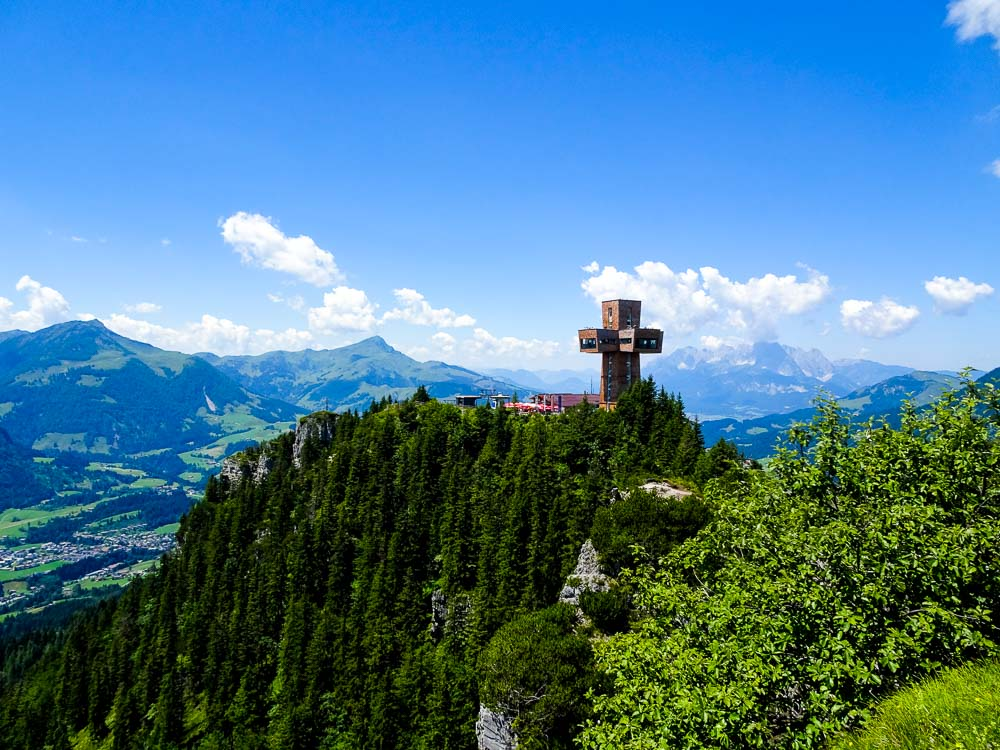 Schöne Tour auf die Buchensteinwand (Tirol)