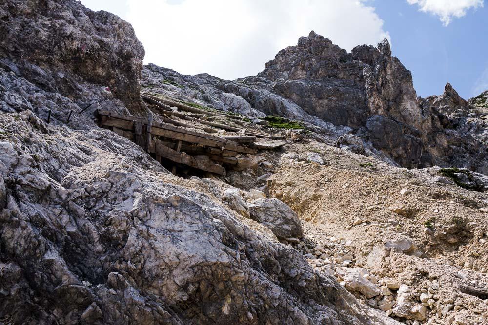 Wüste Formationen