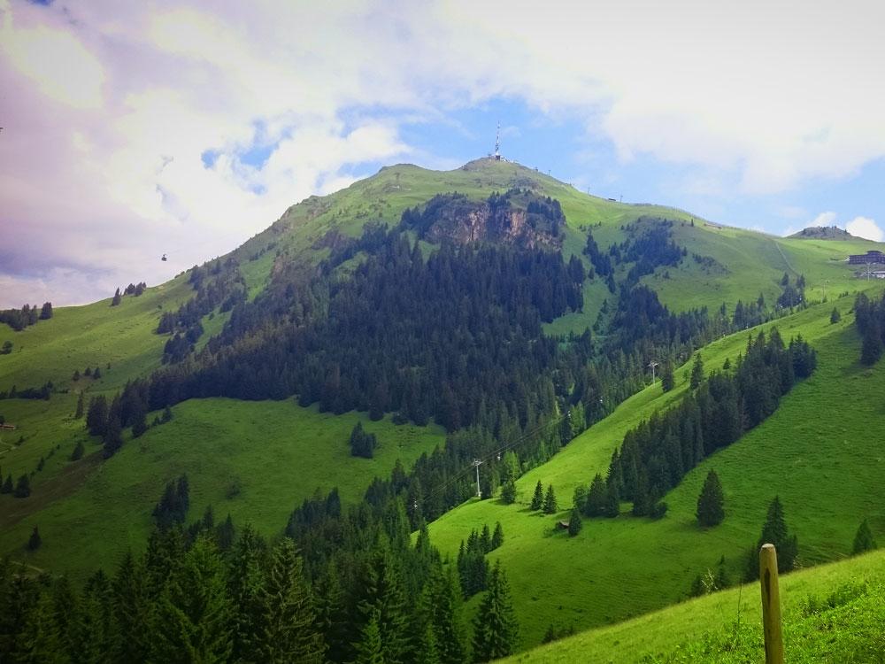 Wanderung auf das Kitzbüheler Horn (Tirol)