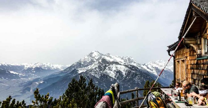 Kletterausrüstung Salzburg : Klettersteig auf das selbhorn über herzogsteig c d salzburg