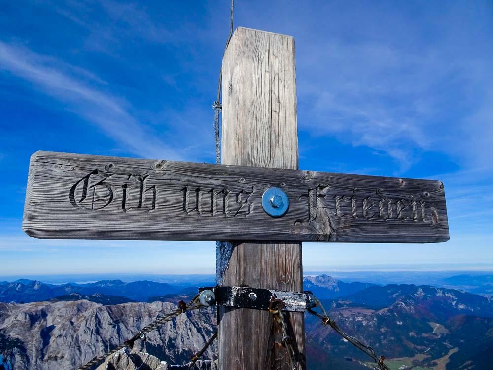 Hochkalter Überschreitung mit Abstieg ins Ofental (Bayern)