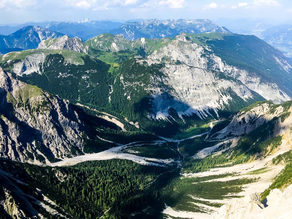 Bergtour auf den Hochnissl (Tirol / Karwendel)