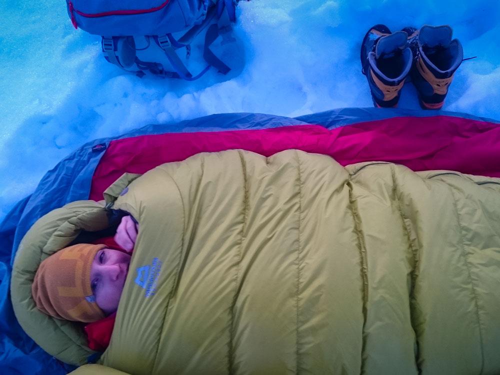 #99 Richtig Biwakieren – die klassische Nacht eines Alpinisten