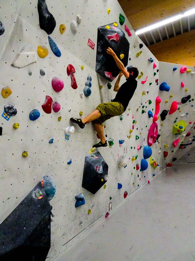 #13 Seilklettern für Anfänger und Fortgeschrittene (Bouldern, Sportklettern Indoor & Outdoor)