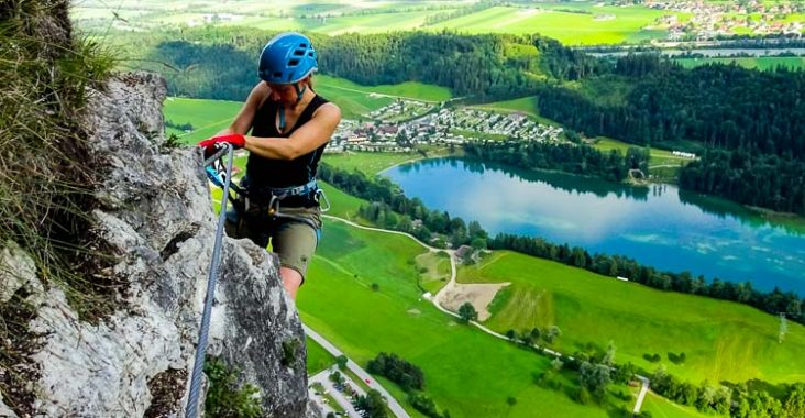Klettersteigset Reinhängen : 12 training für klettersteig alpinisten you love mountains