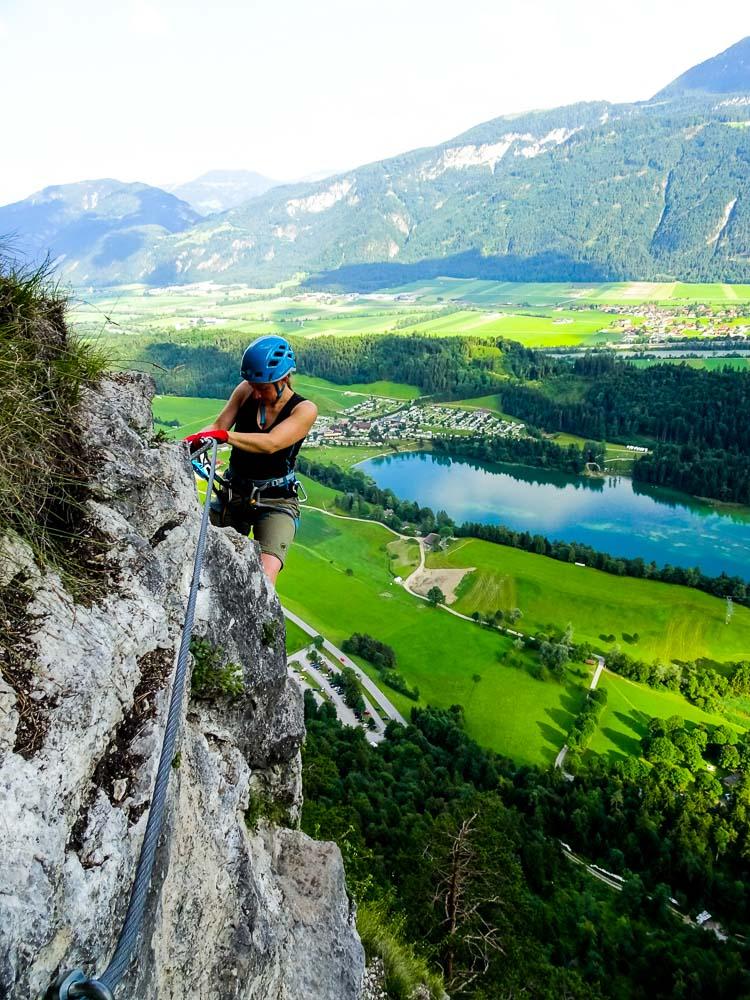 #12 Training für Klettersteig-Alpinisten
