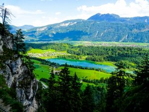 Klettersteig Reintalersee : Klettersteig you love mountains