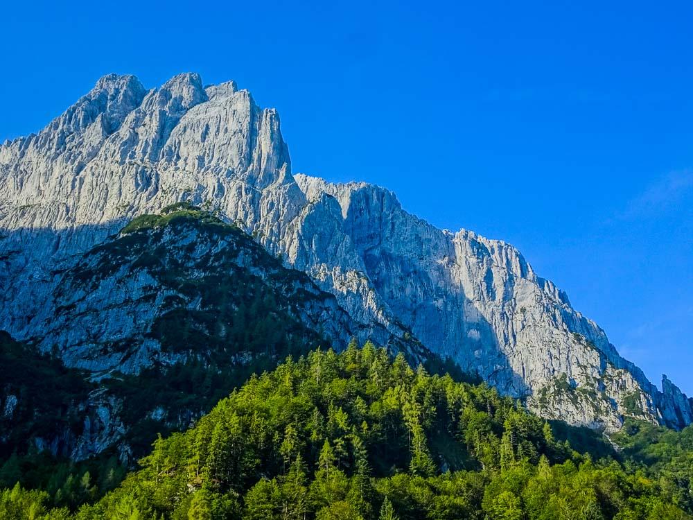 Wanderung auf den Feldberg mit Abstieg über die Stripsenjochhütte (Tirol / Kaisergebirge)