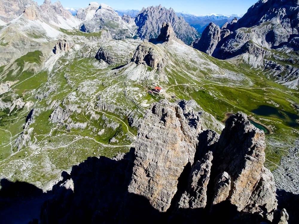 Paternkofel (Italien) Nordwestgrat (IV)