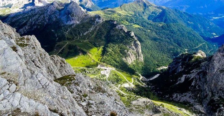 Klettersteig Italien : Bilderstrecke zu Über kilometer klettersteig bringen