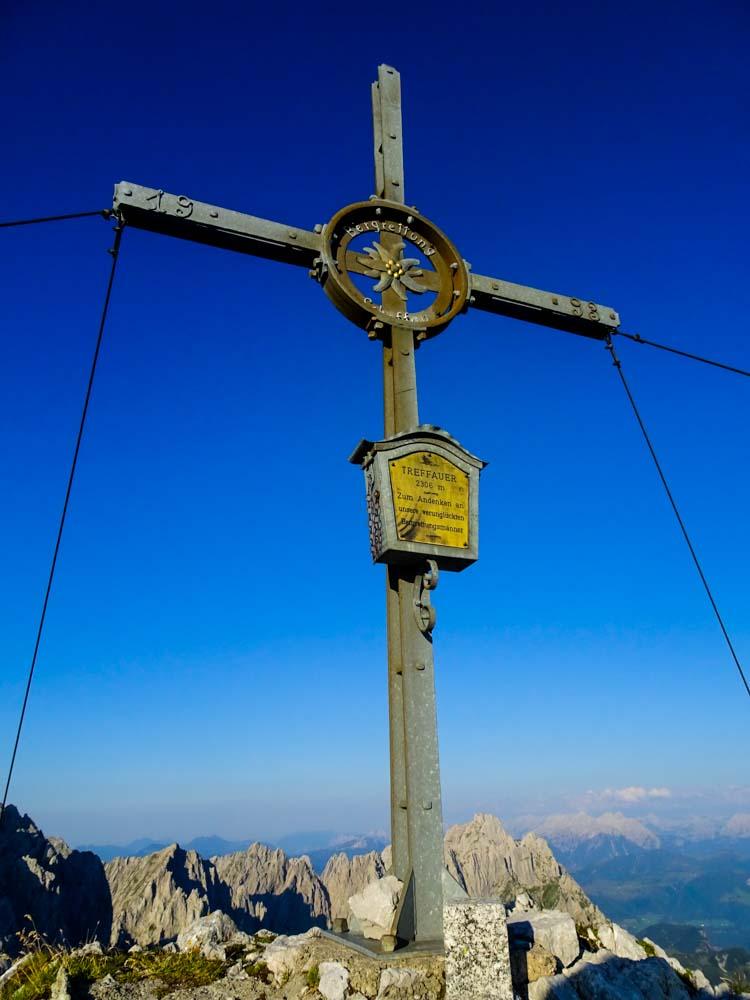 Das Gipfelkreuz! :)