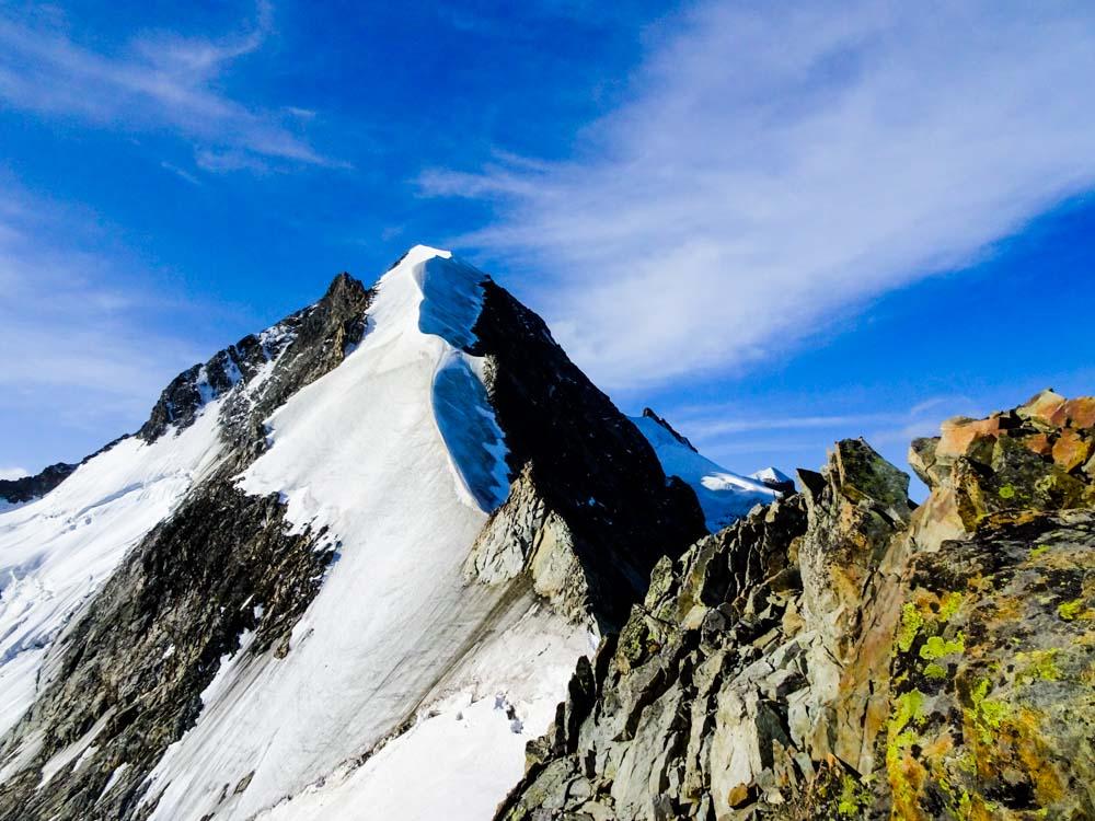 Piz Bernina Überschreitung über Biancograt (Schweiz/Berninagruppe)