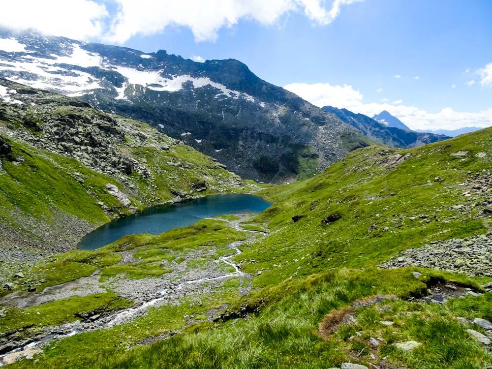 Felbertauern Überschreitung und Messeling (Hohe Tauern / Salzburg-Osttirol)