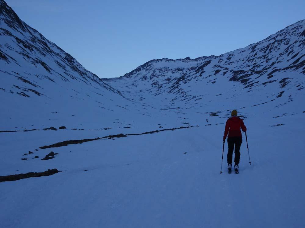 Similaun Skitour (Ötztaler Alpen / Tirol)