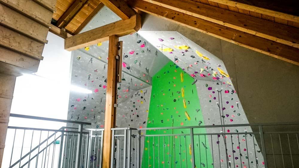 Kletterhalle Kufstein
