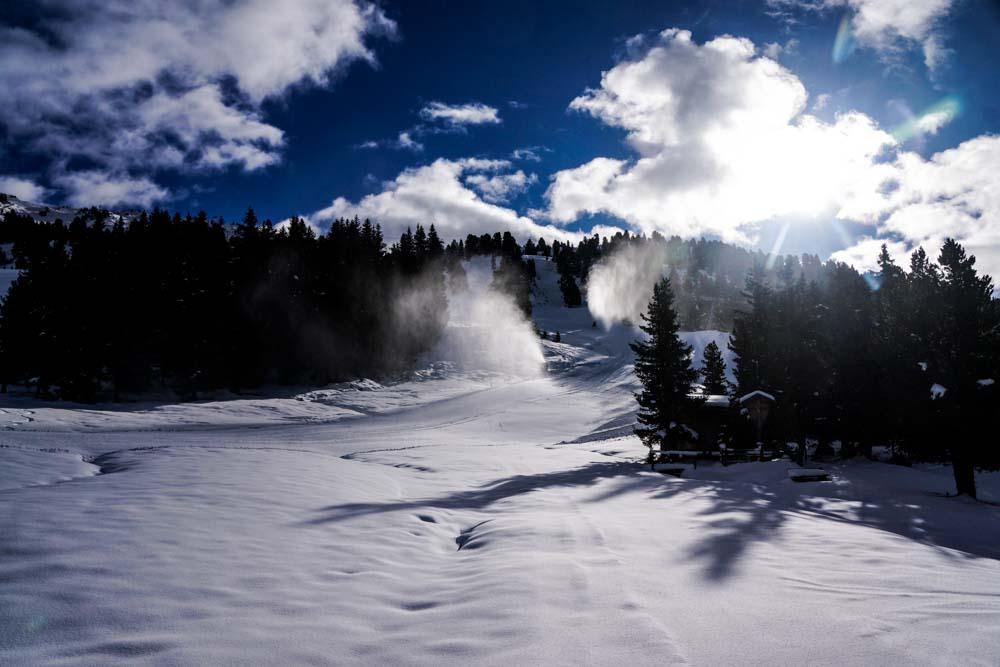 Wunderschöne Wolkenspiele :)