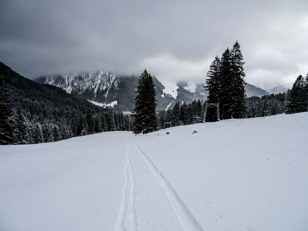 Pistenskitour auf den Stümpfling und den Rosskopf (Schliersee/Bayern)